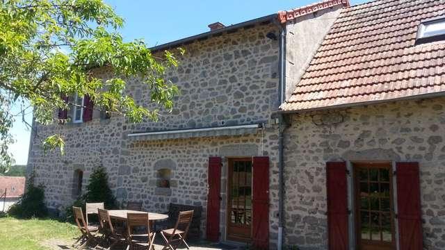 Location Gîtes de France - MOUTIER ROZEILLE - 8 personnes - Réf : 23G1126