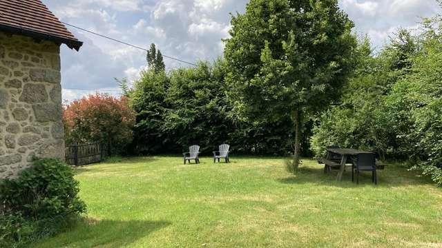 Location Gîtes de France - TOULX SAINTE CROIX - 6 personnes - Réf : 23G1231