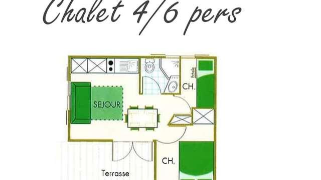 Location Gîtes de France - CHATELUS MALVALEIX - 5 personnes - Réf : 23G1505