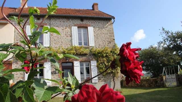 Location Gîtes de France - ANZEME - 6 personnes - Réf : 23G763