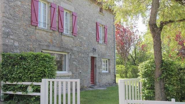 Location Gîtes de France - GENTIOUX PIGEROLLES - 5 personnes - Réf : 23G1122