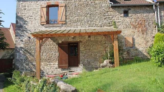 Location Gîtes de France - LA CHAPELLE TAILLEFERT - 6 personnes - Réf : 23G1294