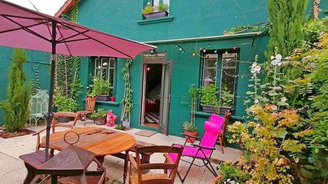 Location Gîtes de France - LE GRAND BOURG - 2 personnes - Réf : 23G1514