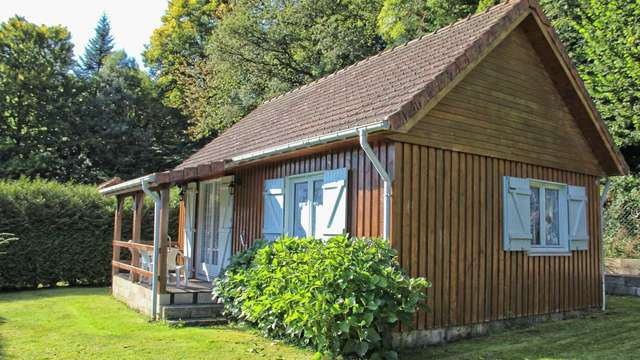 Location Gîtes de France - ROYERE DE VASSIVIERE - 4 personnes - Réf : 23G1281