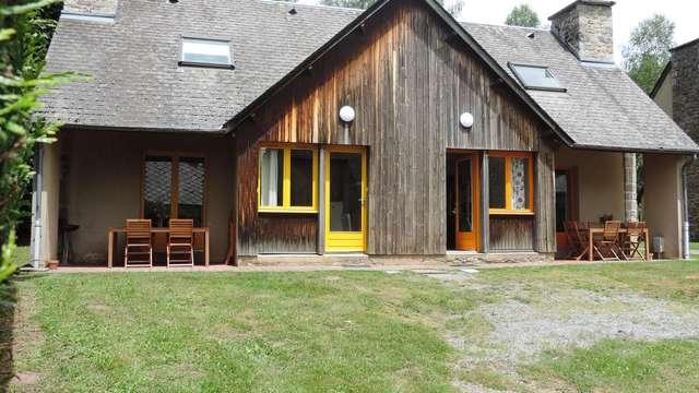 Location Gîtes de France - FAUX LA MONTAGNE - 4 personnes - Réf : 23G640