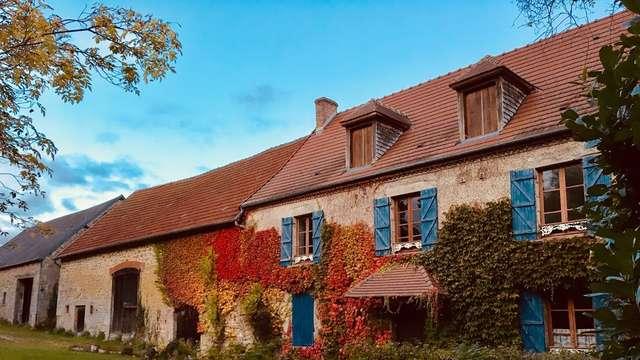 Location Gîtes de France - SAINT MICHEL DE VEISSE - 6 personnes - Réf : 23G1495