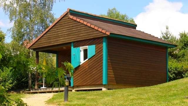 Location Gîtes de France - CHATELUS MALVALEIX - 5 personnes - Réf : 23G1508
