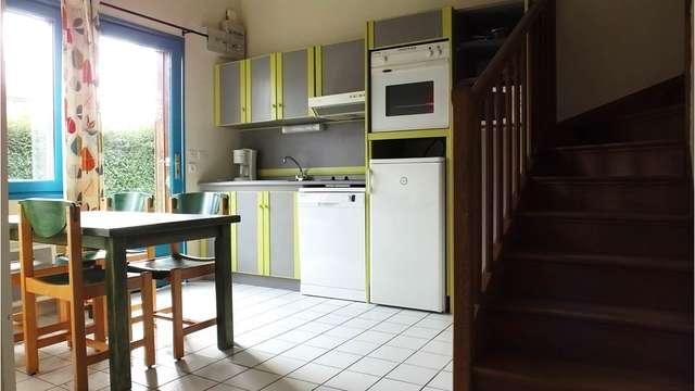 Location Gîtes de France - FAUX LA MONTAGNE - 4 personnes - Réf : 23G642