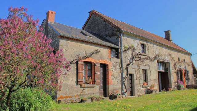 Location Gîtes de France - CLUGNAT - 6 personnes - Réf : 23G546