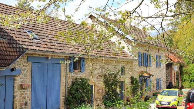 Chambres d'hôtes Gîtes de France - SAINT MARC A LOUBAUD - 4 chambres - Réf : 23G0669