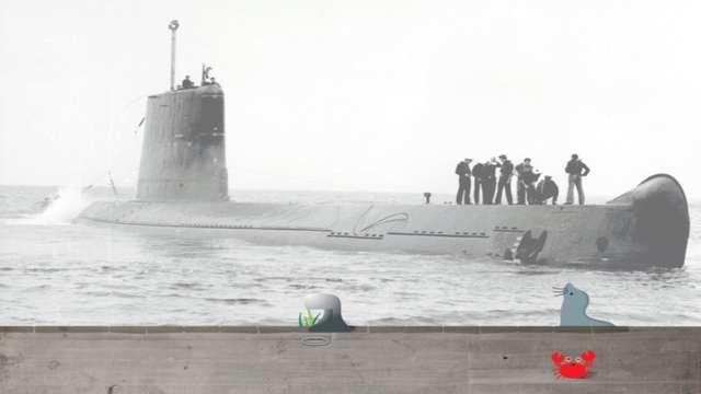 Atelier famille « Le sous-marin Espadon, les yeux dans les yeux »