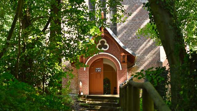 Chapelle Sainte-Edith du Bois de Cise