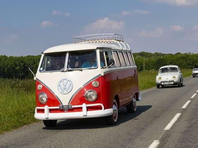 Escapades en véhicules vintage