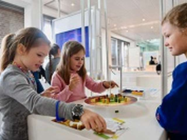 Expo-game « Code alimentation »