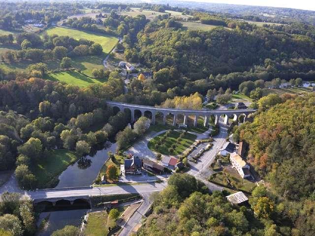Circuit VTT n°30 Le ruisseau des Mazeaux
