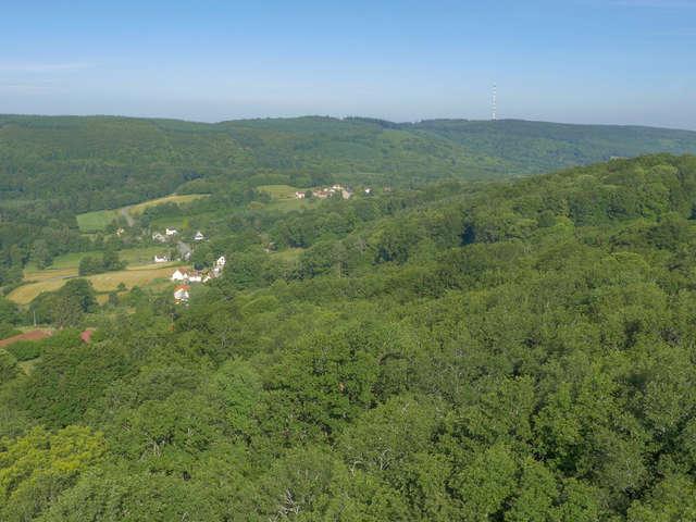 Circuit Trail n°4 : Le puy du Chiroux