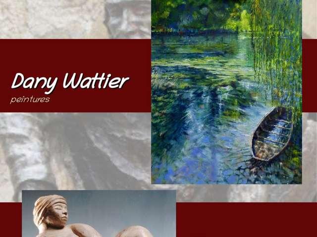 Exposition Dany Wattier / Tina Serres