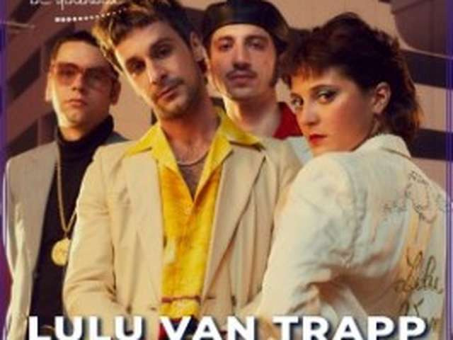 Lulu Van Trapp + Clipperton