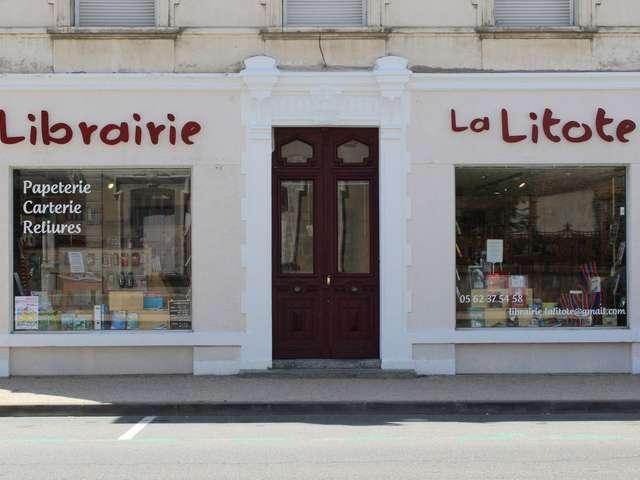 Librairie La Litote