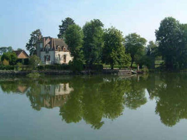 Circuit de l'étang de Pinaud