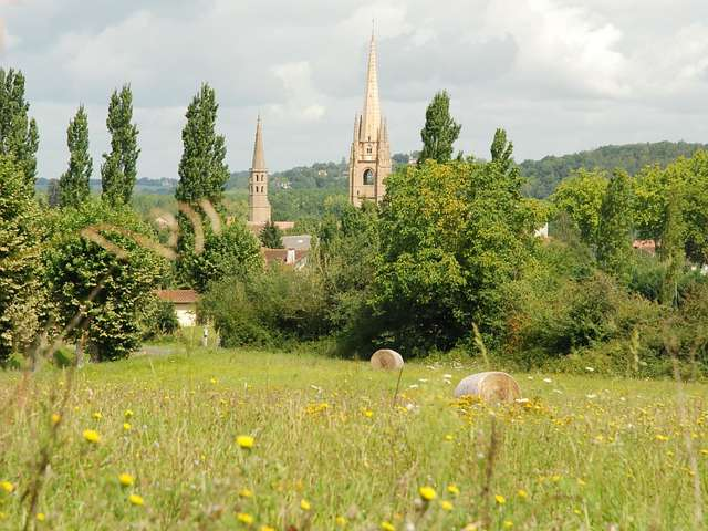 PAYSAGES IN MARCIAC