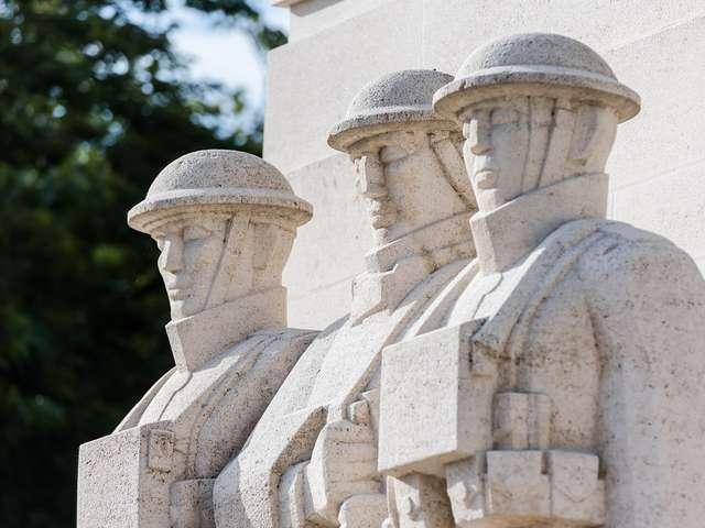 Le monument des Anglais