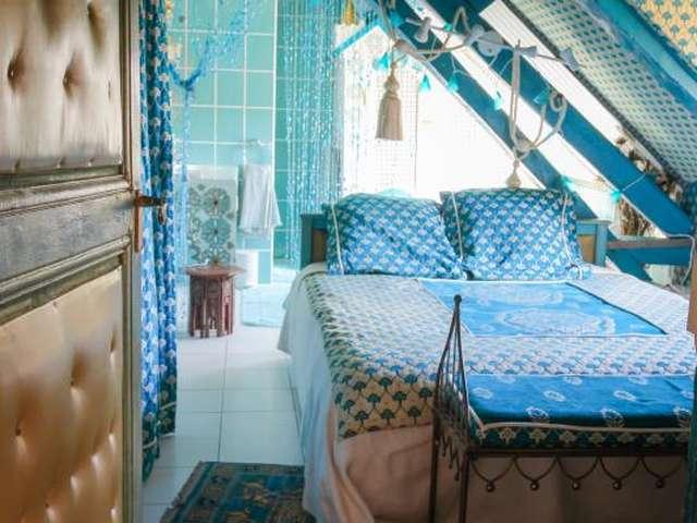 Le Jardin des Fables - La Marocaine