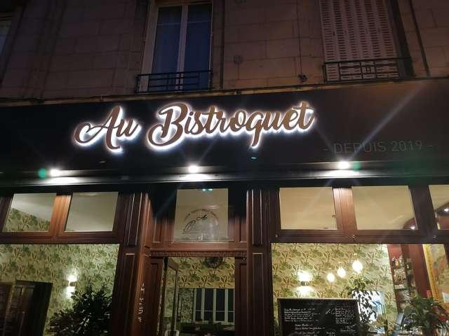Le Bistroquet