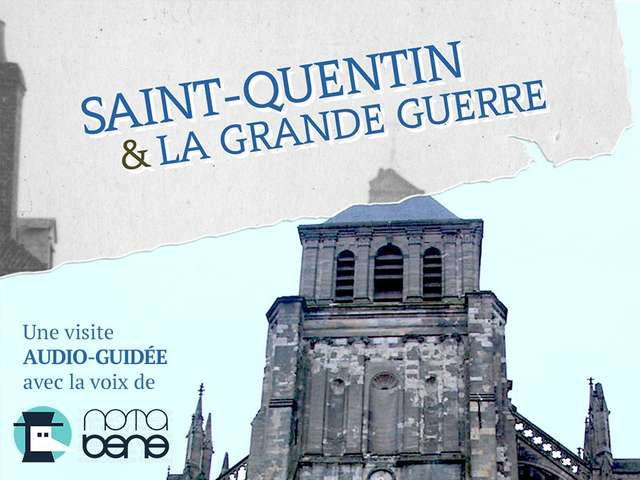 Application : Saint-Quentin sous l'occupation allemande