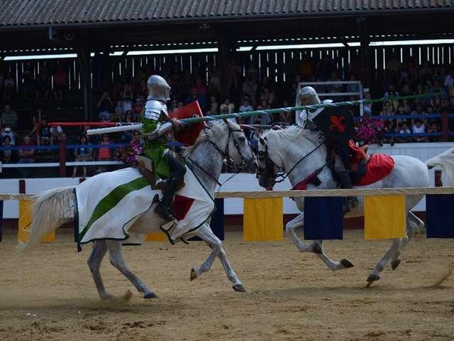 Les Lundis Spectacle Chevalerie