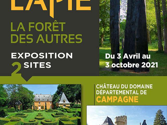 Exposition Christian Lapie