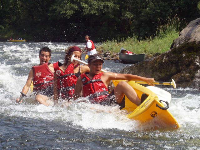 Argentat Dordogne Canoë Kayak