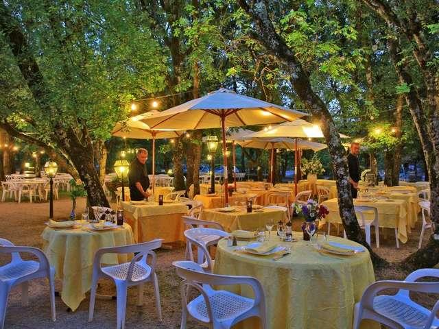 Restaurant du Château Rocamadour