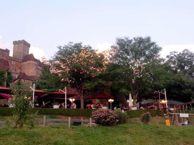 Les Remparts de Castelnau