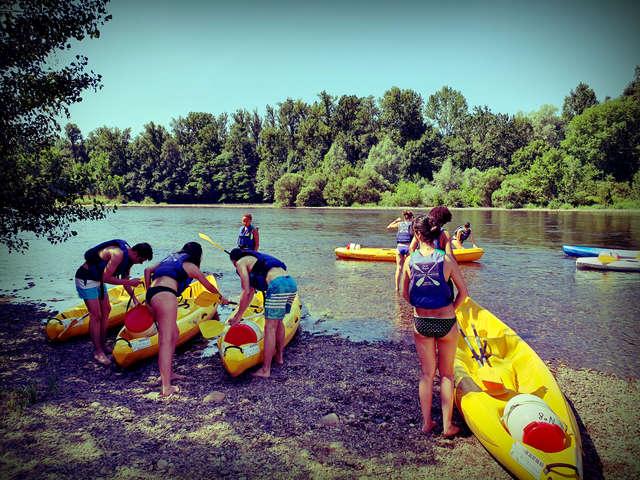 Carennac Aventure - Canoë kayak et canoraft