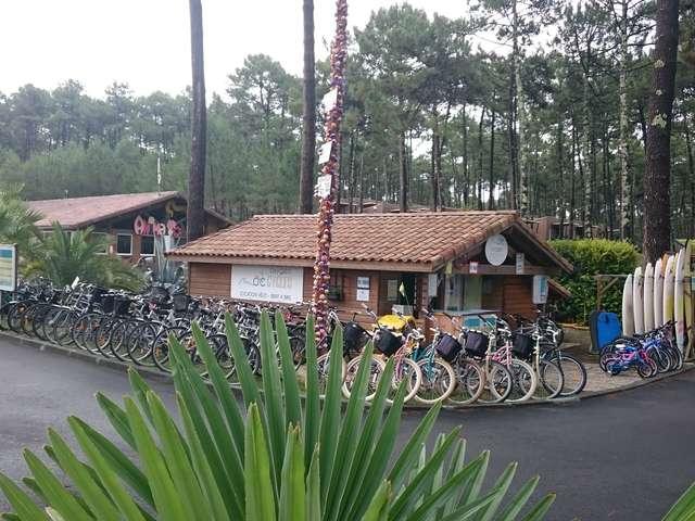 Oxygen Cycles - Location de vélos