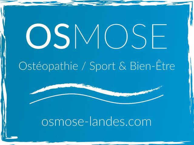 Osmose Lit-et-Mixe Ostéopathie, Sport & Massage bien être