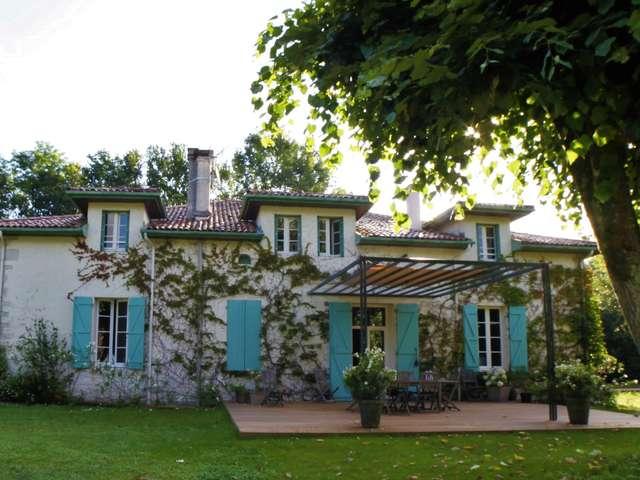 Bel Air Maison d'Hôtes des Landes - Chambre Abbesse
