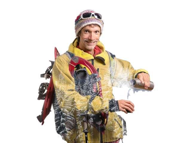 Monsieur François-Olivier CHABOT - Accompagnateur en montagne