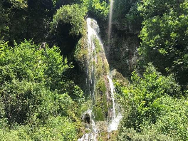 Circuit découverte géocaching en Vallée d'Aspe - Tour de Soudious