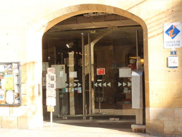 Office de Tourisme de Sarlat-Périgord Noir
