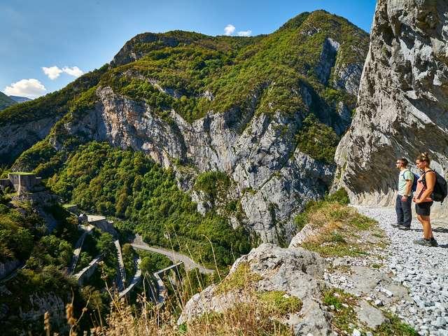 Découverte du Chemin de la Mâture, itinéraire insolite