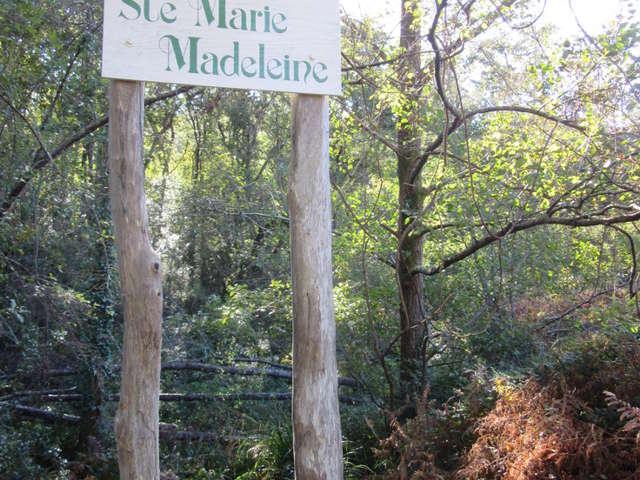 Fontaine Ste Madeleine