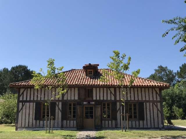Les Maisons Huraia - La Landaise