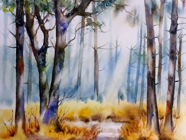 Anne Larose - Artiste peintre