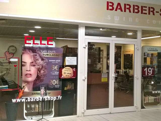 Barber Shop Coiffure