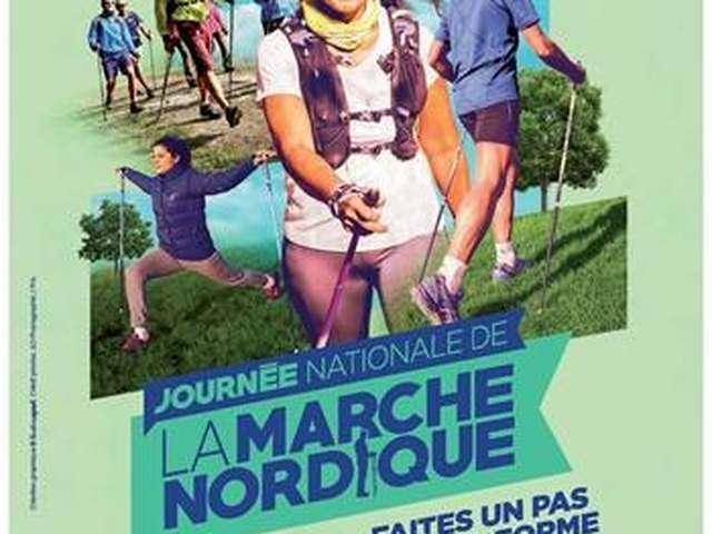 JOURNEE NATIONALE DE LA MARCHE NORDIQUE