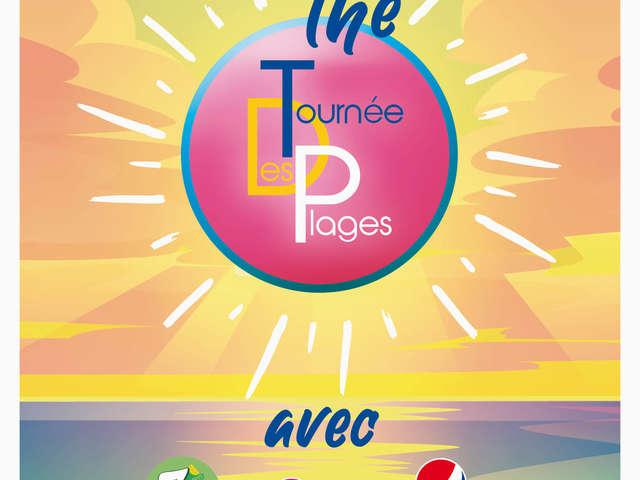 TOURNÉE DES PLAGES 7 UP - FUN RADIO