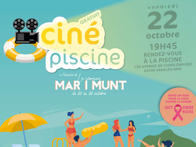 CINE PISCINE
