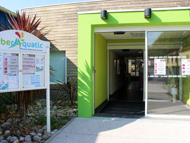 PISCINE INTERCOMMUNALE ALBERAQUATIC